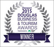 2015 Douglas Business & Tourism Awards logo